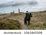 Handsome Male Horse Rider...