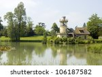 the marlborough tower in the... | Shutterstock . vector #106187582
