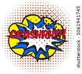 message in pop art style ... | Shutterstock .eps vector #1061941745