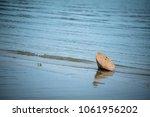 Vietnamese Hat Floating On...