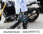 paris september 27  2017.... | Shutterstock . vector #1061959772