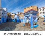 public fountain of the plaza el ...   Shutterstock . vector #1062033932