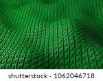 3d render plastic background... | Shutterstock . vector #1062046718