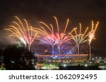 gold coast  australia   april... | Shutterstock . vector #1062092495