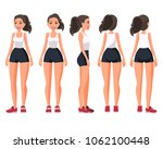 vector illustration of ... | Shutterstock .eps vector #1062100448