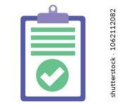 inspection vector. inspection... | Shutterstock .eps vector #1062112082