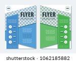 business modern brochure... | Shutterstock .eps vector #1062185882