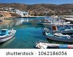 donousa  stavros village...   Shutterstock . vector #1062186056