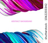 background of a colorful... | Shutterstock . vector #1062203342