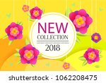 new collection banner. for... | Shutterstock . vector #1062208475