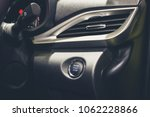 car engine push start stop... | Shutterstock . vector #1062228866