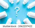 question sign created from... | Shutterstock . vector #1062237422