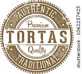 authentic mexican torta... | Shutterstock .eps vector #1062237425