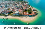 stone town  zanzibar | Shutterstock . vector #1062290876