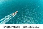 fishermen's dhow in stone town  ... | Shutterstock . vector #1062339662