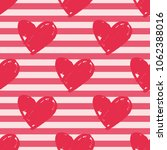 tile pattern with pink stripes...   Shutterstock . vector #1062388016