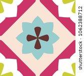 tile decorative floor tiles...   Shutterstock . vector #1062388712