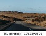 road going through isle of skye ...   Shutterstock . vector #1062390506