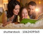 people and family concept  ... | Shutterstock . vector #1062439565