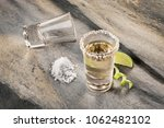 mexican traditional drink... | Shutterstock . vector #1062482102