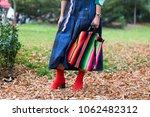 paris september 27  2017.... | Shutterstock . vector #1062482312