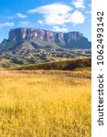 mount roraima  venezuela  south ... | Shutterstock . vector #1062493142