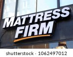 Small photo of New York, New York / USA; September 05, 2016; An Mattress Firm store is pictured in New York City.