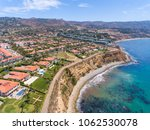 aerial view of rancho palos... | Shutterstock . vector #1062530078