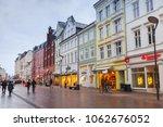 flensburg  germany   february 8 ...   Shutterstock . vector #1062676052