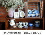 decorate house or shop with...   Shutterstock . vector #1062718778