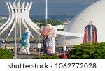 brasilia  df brazil. april  4 ...   Shutterstock . vector #1062772028