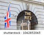 The Ritz Hotel On Piccadilly In ...