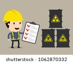 material safety data sheet ... | Shutterstock .eps vector #1062870332