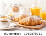 Continental Breakfast With...