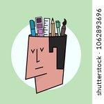 we are hiring designers... | Shutterstock .eps vector #1062893696