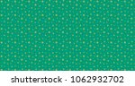 greenery on emerald color... | Shutterstock . vector #1062932702