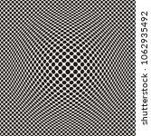 halftone bloat effect optical... | Shutterstock .eps vector #1062935492