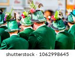 part of a typical bavarian... | Shutterstock . vector #1062998645