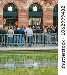 strasbourg  france   sep  19... | Shutterstock . vector #1062999482