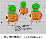 vector illustration of a... | Shutterstock .eps vector #1063001216