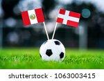 peru   denmark  group c ...   Shutterstock . vector #1063003415