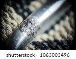 super macro close up detail of...   Shutterstock . vector #1063003496