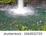 La Fortuna Waterfall In Costa...