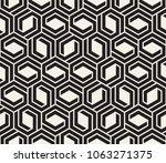 vector seamless pattern. modern ... | Shutterstock .eps vector #1063271375