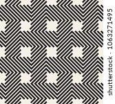 vector seamless pattern. modern ... | Shutterstock .eps vector #1063271495