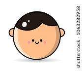 vector image of a child design...   Shutterstock .eps vector #1063282958