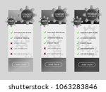 set of offer tariffs. interface ...