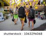 crabi  thailand january 3 2016  ... | Shutterstock . vector #1063296068