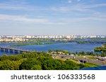 kyiv  ukrain.view on the... | Shutterstock . vector #106333568