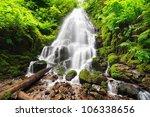 beautiful fairy falls | Shutterstock . vector #106338656